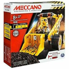 Mecanno Bulldozer Construction Set