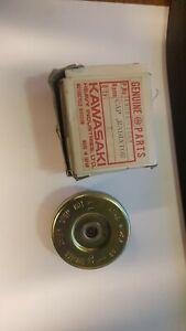 KAWASAKI KX125 1982 - 83 NOS CAP ASSY PRESSURE OEM 49085-1002 MD