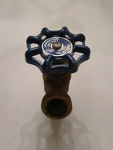 nibco valve 1/2 Treaded Garden Hose Valve