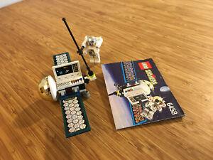 Lego City Town Set 6458 Satellite with Astronaut (1999).