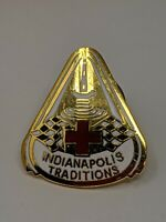 Vintage American Red Cross Pin Indianapolis Traditions