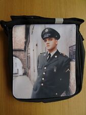 ELVIS PRESLEY SMALL SHOULDER BAG - ARMY
