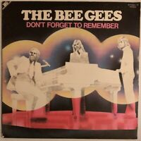 THE BEE GEES DON'T FORGET TO REMEMBER 2 LP RSO SOUTH AFRICAN RARE PRESS COMP
