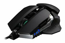 G.SKILL RIPJAWS MX780 Cutting Edge Ambidextrous RGB 8200 DPI Laser Gaming Mou...