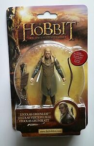 The Hobbit Legolas Greenleaf Action Figure 10cm/3.94' inches Official New