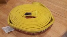 """Certified Nylon Lifting Sling (7,160 lbs) 3"""" x 246""""  (Labeled Port Aft)"""