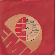 The Shadows ‎– Theme From The Deer Hunter (Cavatina) 7""