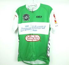 LOUIS GARNEAU Cycling Jersey 1/2 Zip Stream Whistle Beer Short Men's M [3-3.5]