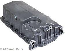 VW Polo 1.9 TDi Sharan 2.0 Oil Sump Pan Without Hole Level Sensor 038103601NA