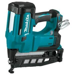 "Makita XNB02Z 18-Volt LXT 2-1/2"" 16ga Li-Ion Straight Finish Nailer - Bare Tool"