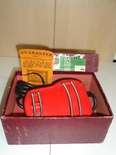 VINTAGE 1950's WAHL POWERSAGE ELECTRIC VIBRATOR MASSAGER WITH BOX