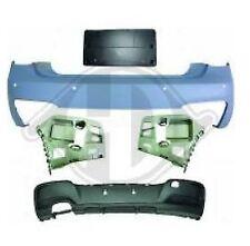 Paraurti posteriore Tuning BMW Serie 1 F20 2011 > 2015 con diffusore FORI PDC