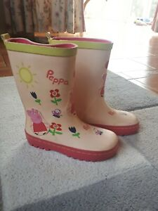 Next Peppa Pig Wellies Size 10