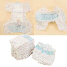 10x Small Medium Dog Diaper Wraps Underwear Leak Protection XXS/XS/S/M/L/XL