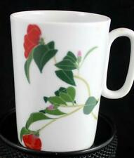 Block FLORAL PORTRAITS Mug Camellia Pc OO76C EXCELLENT CONDITION