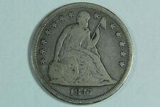 Seated Liberty (1840-73)