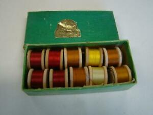 Pearsall's Gossamer Silk, Rod Wrap or Fly Tying, Made in England