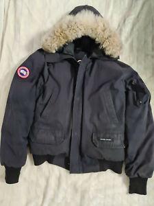 Canada Goose Chilliwack Parka Gr.L Echtfell 100% Original