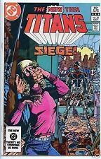 Teen Titans 1980 series # 35 very fine comic book
