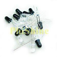 20PCS 940nm 5MM Infrared Diode IR LEDs 10 Infrared Emitter + 10 Receiver