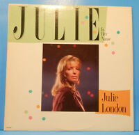 JULIE LONDON JULIE IS HER NAME VINYL LP 1955 RE '80 GREAT CONDITION! VG++/VG+!!A