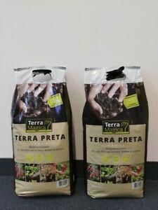 Terra Preta - Bodenverbesserer Konzentrat - 2 x 15l Komfortbeutel
