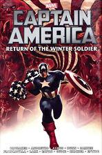 CAPTAIN AMERICA Return Of The Winter Soldier Omnibus HC Sealed *NM* Brubaker