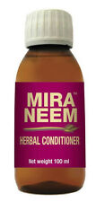 Mira Herbals - Neem Conditioner - Grow Hair Fast - Hair Loss - Thinning -Balding