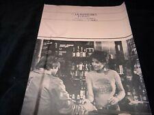 LA DONNEUSE Willeke Van Ammelrooy  rare dossier presse cinema 1975