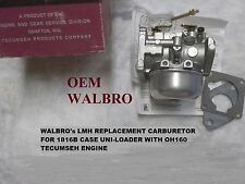CASE UNI-LOADER CARBURETOR REPLACEMENT FOR HH160 & OH160 TECUMSEH ENGINES WALBRO