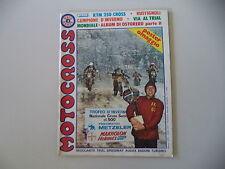 MOTOCROSS 3/1978 PROVA MOTO KTM 250 CROSS
