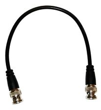 RG59 BNC PATCH CABLE MALE TO MALE.  2 PCS/SET WC111-30
