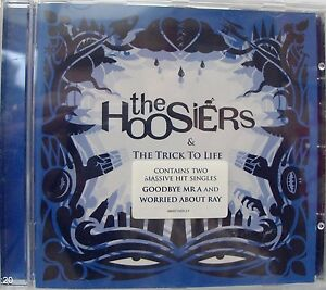 """The Hoosiers - The Trick to Life (CD 2007) Features """"Worried About Ray"""""""