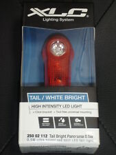 XLC TAIL BRIGHT LED LIGHT BIKE BICYCLE SAFETY NIGHT NEW
