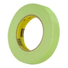 3M 26336 Scotch Green 233+ Performance Auto Masking Tape - 1 Inch -1 Roll