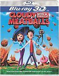 CLOUDY WITH A CHANCE OF MEATBALLS 3D by