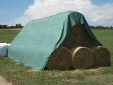 Strohabdeckung Strohplane Strohfolie  Strohvlies  Stroh Vlies 9,8 x 12,5 m