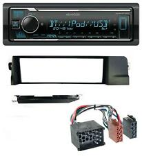 Kenwood AUX USB Bluetooth MP3 Autoradio für BMW 3er E46 Profiversion Rundpin