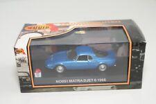 FF 1:43 NOSTALGIE NO051 MATRA DJET 6 1966 METALLIC BLUE MINT BOXED