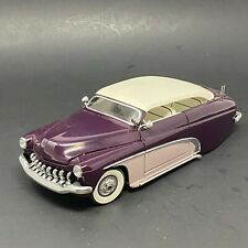 The Danbury Mint - 1950 Mercury Custom Convertible Lowrider 1:24 Die Cast Modei