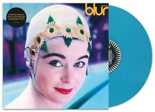 Blur - Leisure (25th Anniversary Edition) [New Vinyl] Blue, Colored Vinyl, 180 G