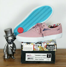 Lakai Footwear Skate Shoes Shoes Camby Hello Kitty Sanrio Pink Canvas 11/45