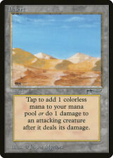 MTG X4: Desert, Arabian Nights, C, Moderate Play - FREE US SHIPPING!