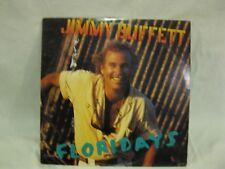 Floridays Jimmy Buffett Vinyl Lp 1986