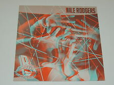 NILE RODGERS b movie matinee Lp RECORD GERMANY WITH 3D GLASSES