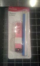 Measure and Mark sewing set - measuring tape and 2 marking pencils
