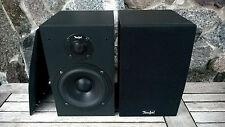 2 TEUFEL M 100 * 2 Wege Satelliten Lautsprecher * guter Zustand * schwarz