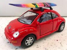 Volkswagen New-Beetle Surfboard KT.5028.DS Red
