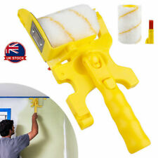 Portable for Home Ceilings Wall DIY Clean-Cut Paint Edger Roller Brush Safe Tool