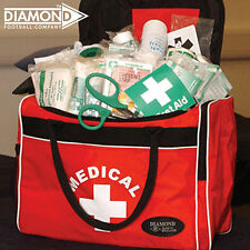 NEW Pro Medical Sports First Aid Kit - Professional Quality Football Medi Bag